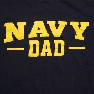 ⚓Navy Dad Tee⚓